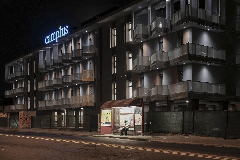 residenza universitaria Camplus via Berlinguer