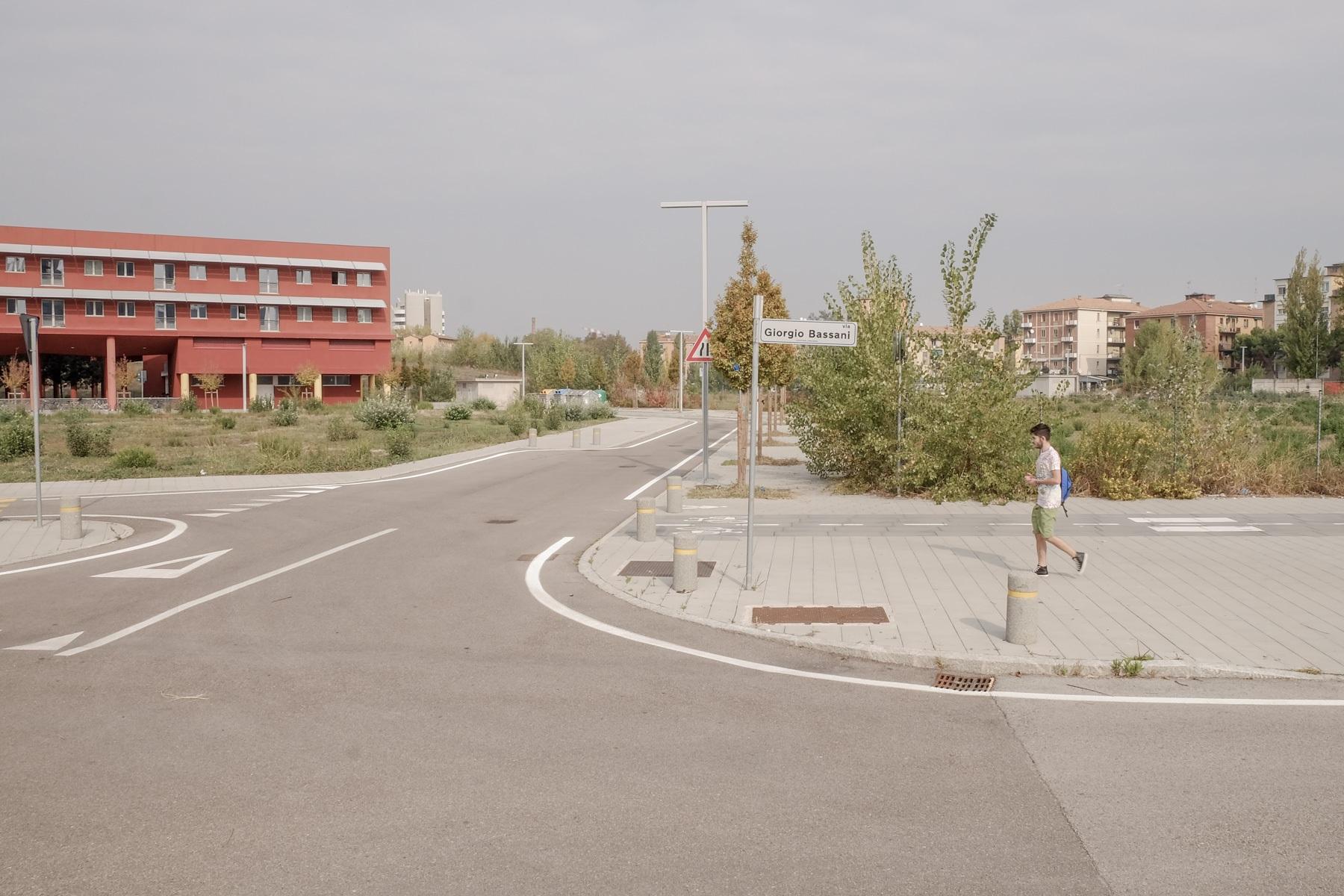 Bologna. residenza universitaria Fioravanti